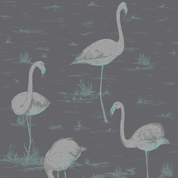Flamingo Tapet, ink - Cole & Son