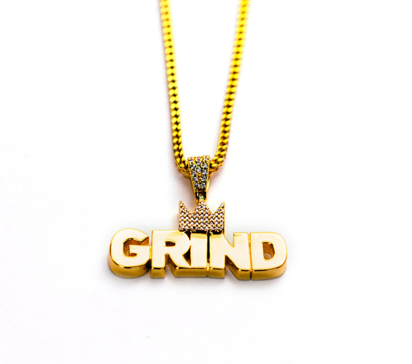 Grind Crown Piece