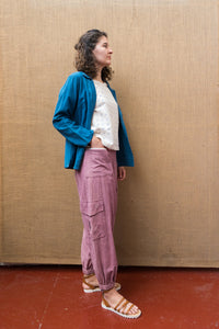 Jacket - Indigo-Women-The ANJELMS Project