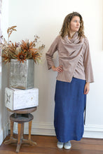 Load image into Gallery viewer, Cardigan Jacket - Cotton-Women-S/M-Himalayan Rhubarb & Iron-The ANJELMS Project