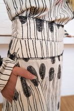 Load image into Gallery viewer, Midi Skirt | Humanity To Community Print-Women-The ANJELMS Project