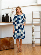 Load image into Gallery viewer, Half Sleeve Dress-Women-The ANJELMS Project