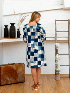 Half Sleeve Dress-Women-The ANJELMS Project