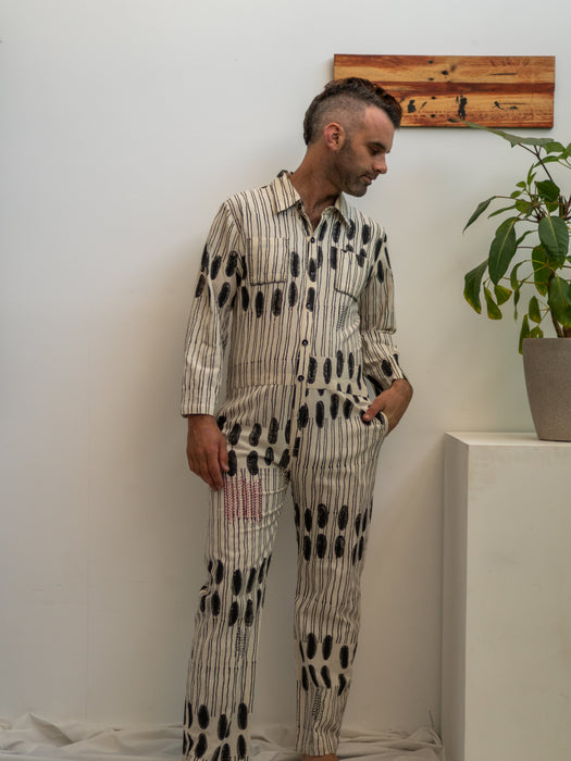 Boilersuit | Humanity To Community Print