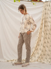 Load image into Gallery viewer, Tailored Pants - Kashish Stripe