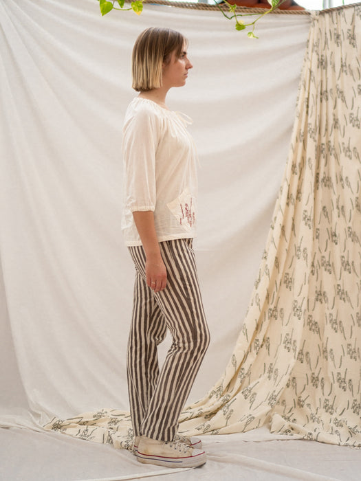 Tailored Pants - Kashish Stripe