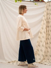 Load image into Gallery viewer, Wide Leg Pants - Indigo