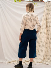 Load image into Gallery viewer, ¾ Wide Leg Pants