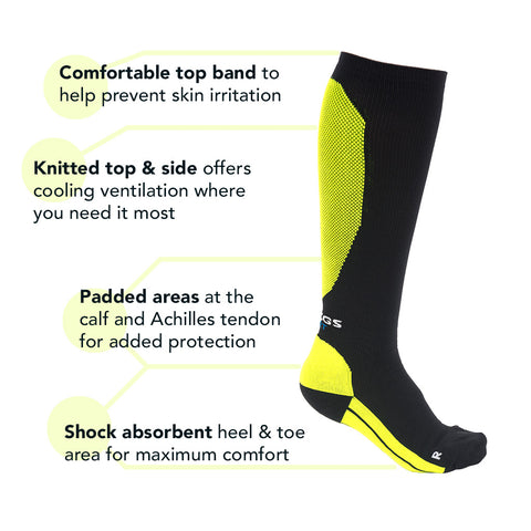 FITLEGS Sport Key Features