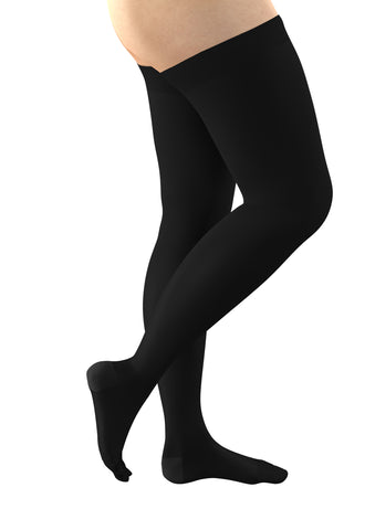 FITLEGS 2 Thigh Length - Black