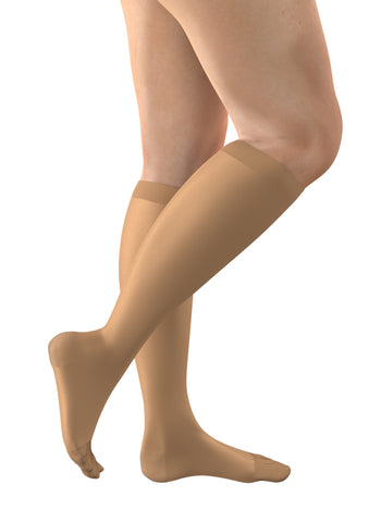 FITLEGS 2 Below Knee - Beige