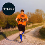 FITLEGS® Sport Compression Socks