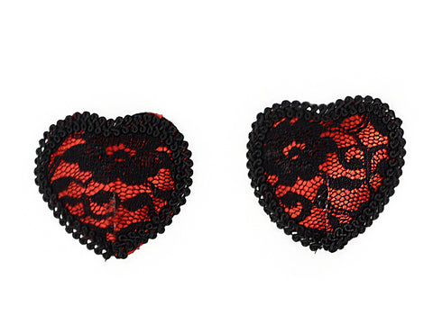 Toynary SM06 Lace Nipple Covers