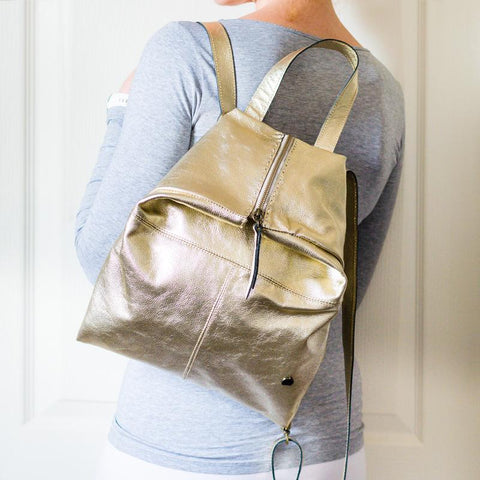 Zinadde Backpack - Hazel
