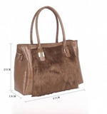 COFFEE LYDC HANDBAG