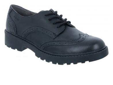 Geox Casey GN School Shoes