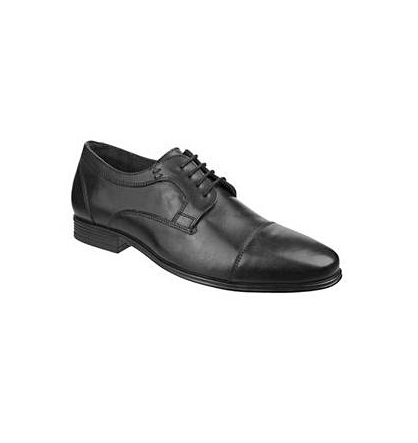 HUSH PUPPIES BERTRAND CAP TOE SHOE