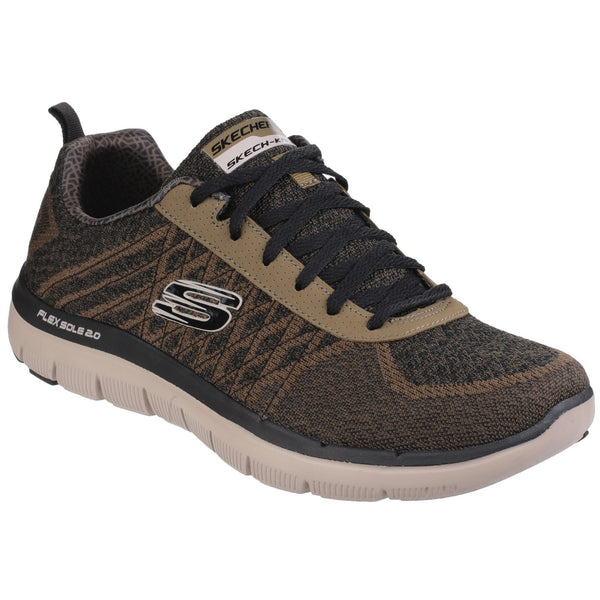 Skechers Olive Flex Advantage - 2.0 Golden Point