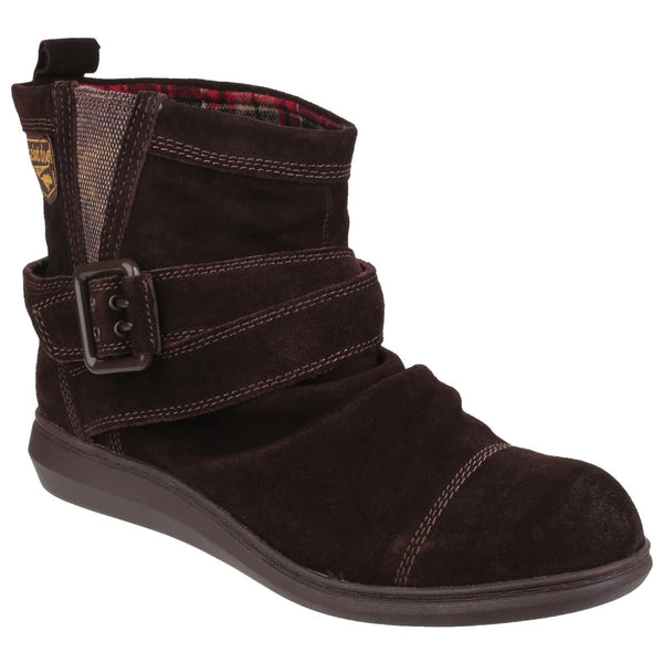 Rocket Dog Tribal Brown Mint Pull on Boot