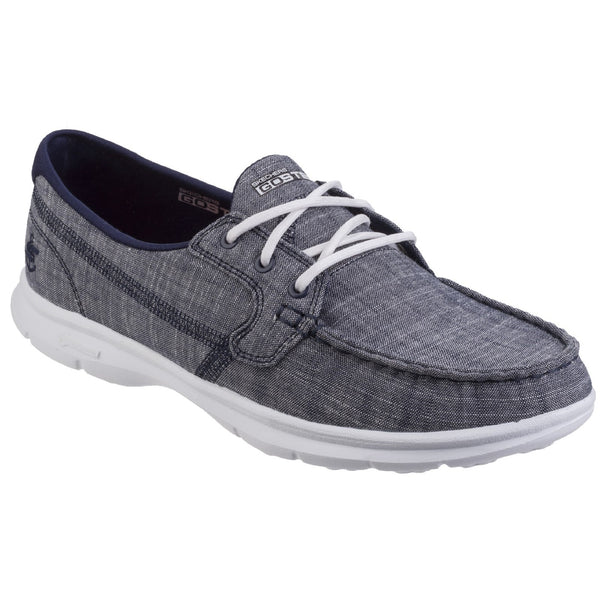 Skechers Navy Go Step - Marina