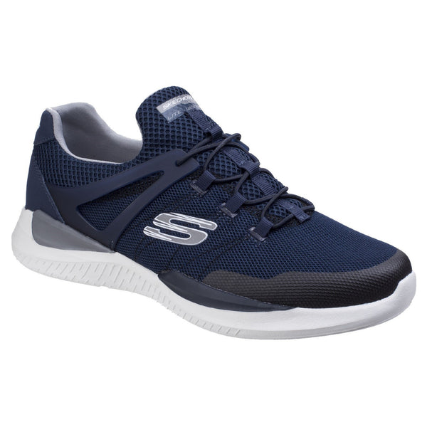 Skechers Navy/Grey Matrixx - Kingdon