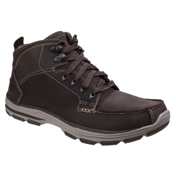 Skechers Chocolate Garton Dodson