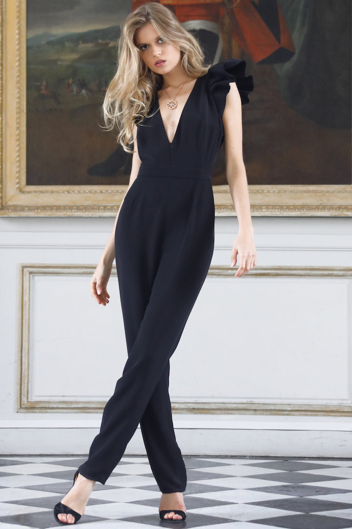 The most elegant and sexy jumpsuit with the best fabric