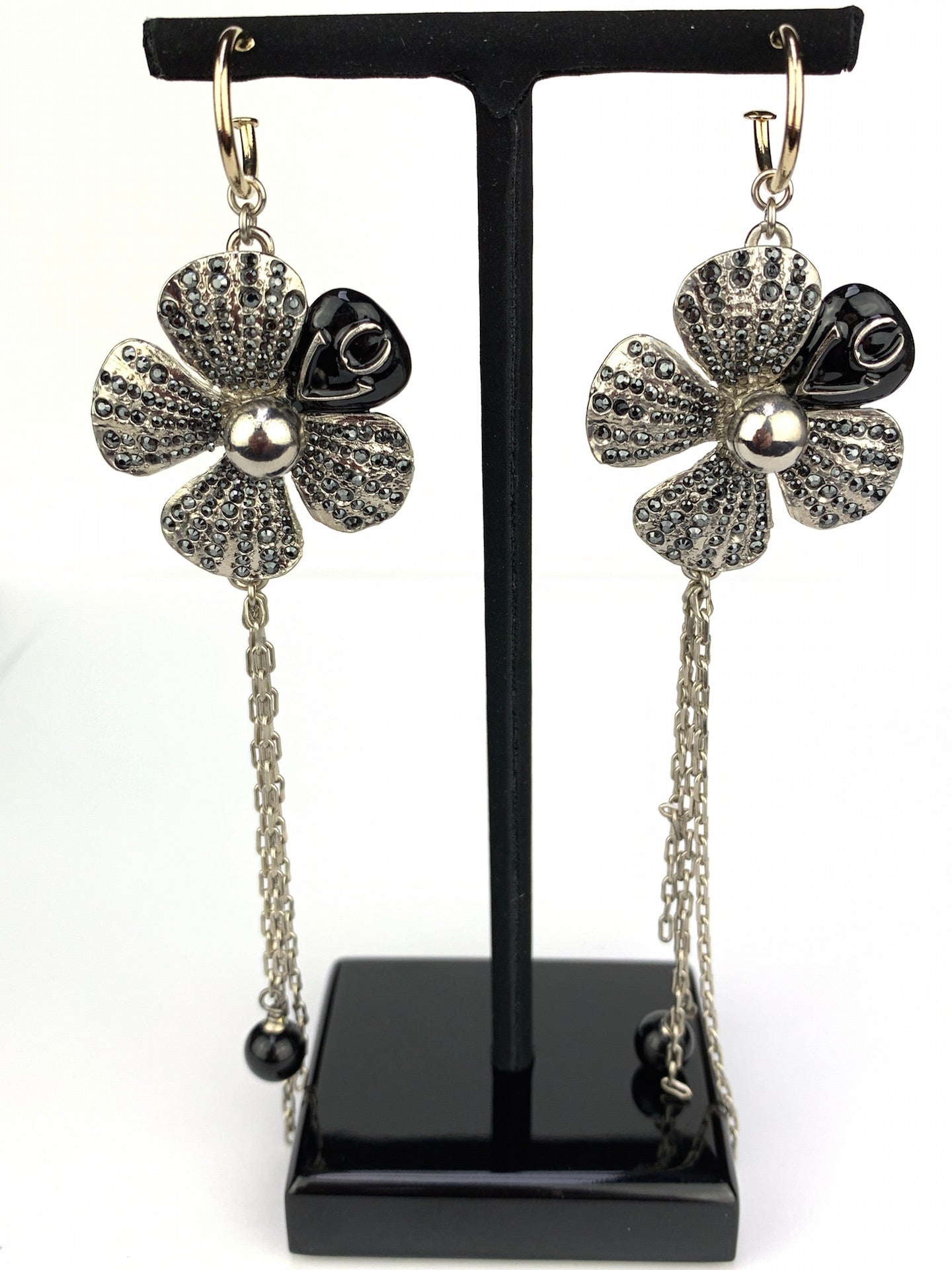 Earrings Fleur Classical
