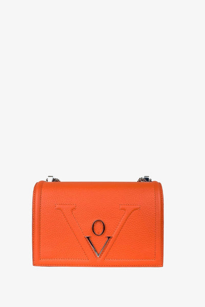 Chain Bag Icone Mademoiselle Orange