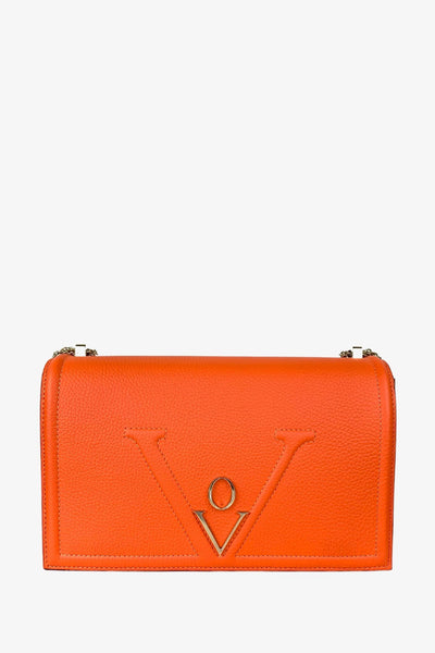 Chain Bag Icone Orange