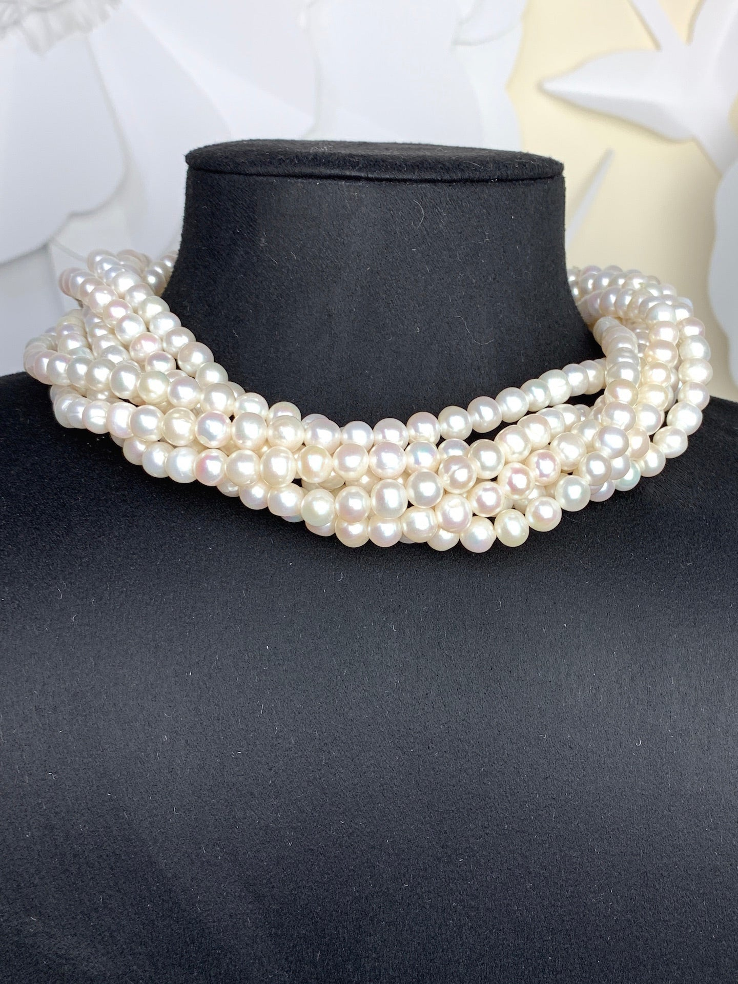 Necklace Pure Pearls