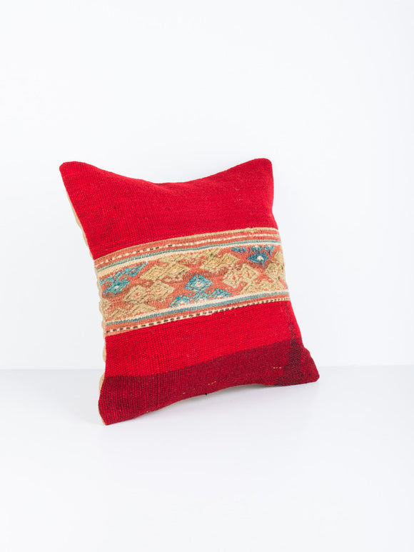 Asli Turkish Kilim Pillow