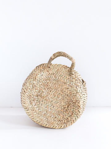 Camille Straw Bag