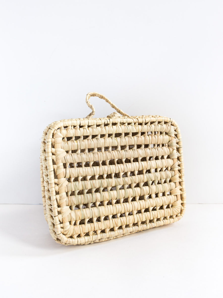 Emma Straw Bag