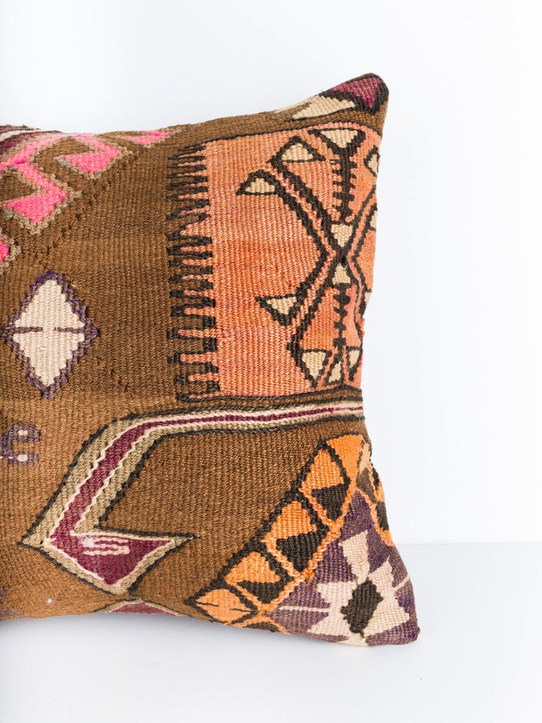 Kerzi Turkish Kilim Pillow