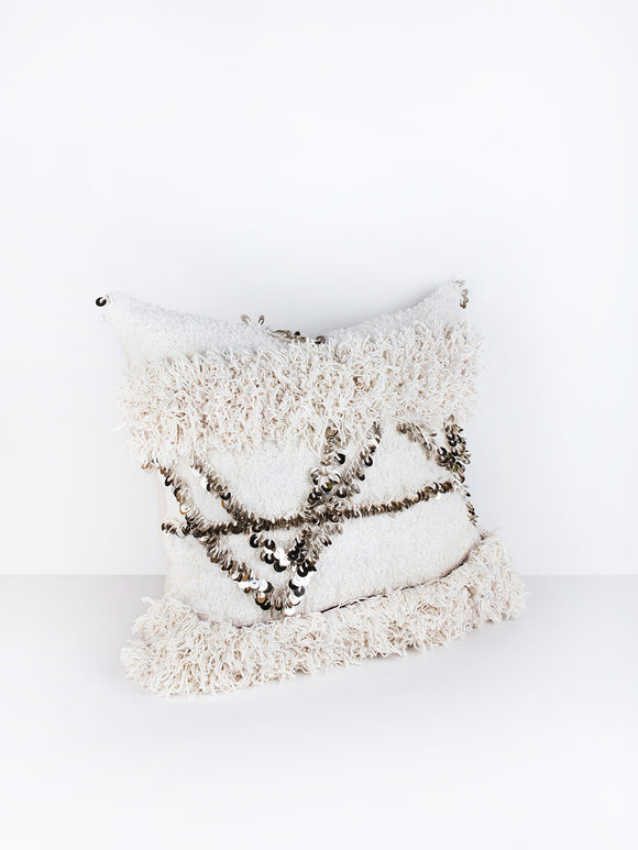 Handira Sequin Pillow