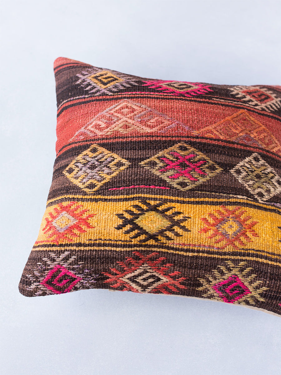 Rasha Turkish Kilim Pillow