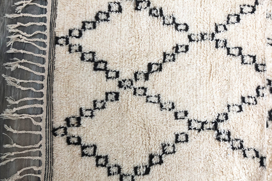 black and white rug living room rug handwoven limited batches soft cream rug bohemian decor boho rug