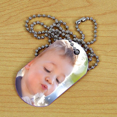 Photo Necklace - Customized - Patzam