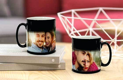Magic Mug - Customizable - Patzam