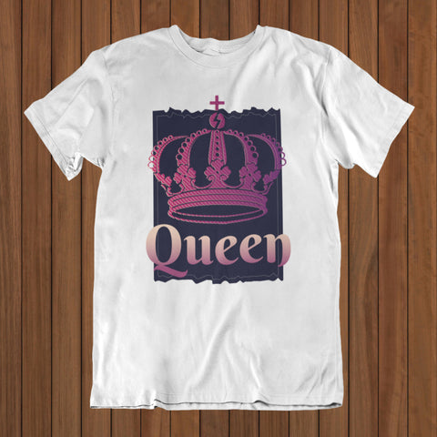 Queen T-Shirt (DTG) - Patzam