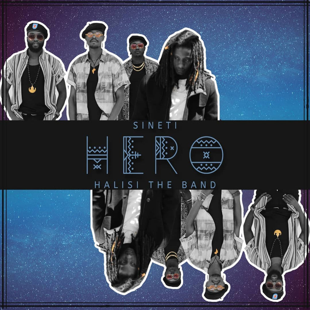 HERO (OFFICIAL MUSIC VIDEO) - SINETI (Ft. HALISI THE BAND)
