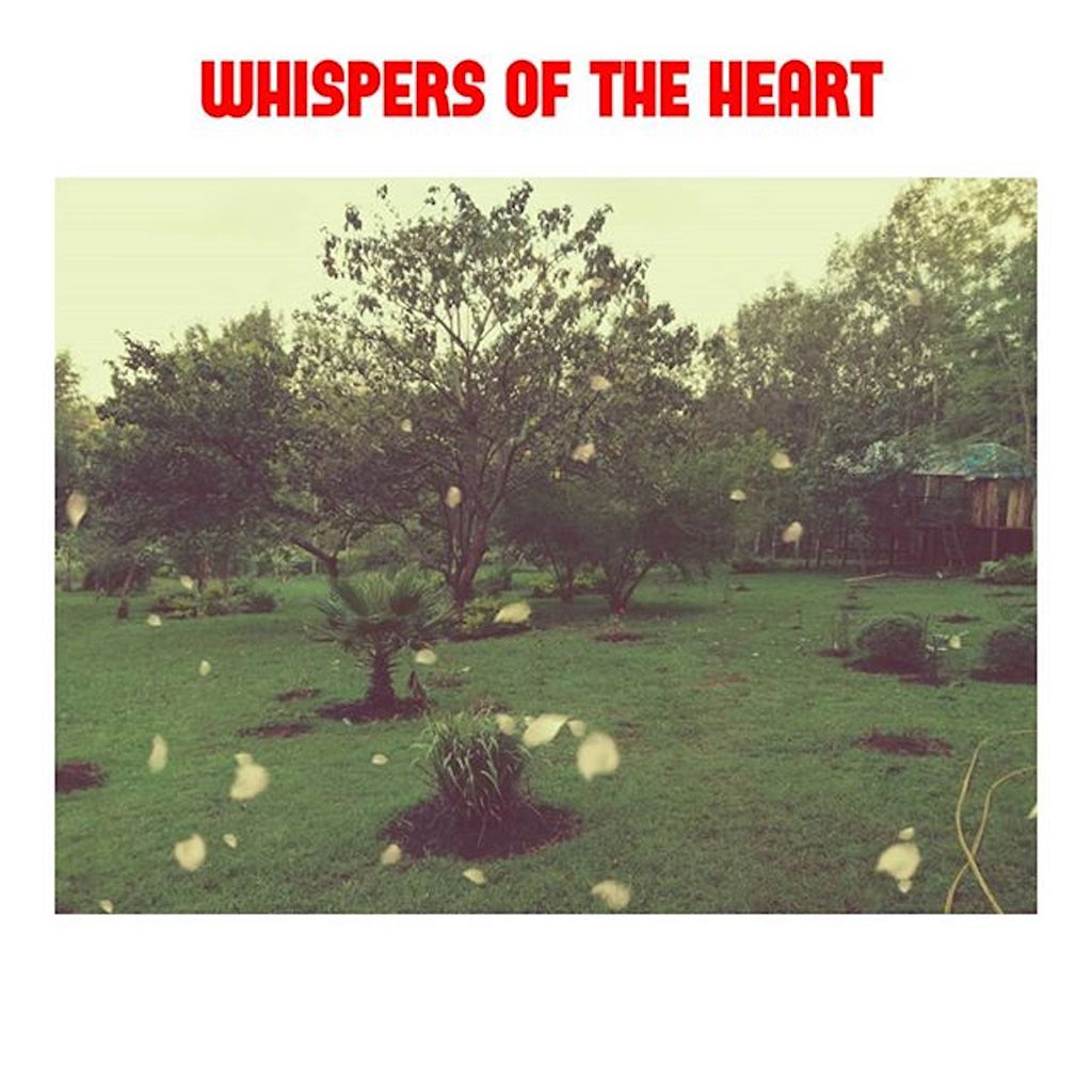 WHISPERS OF THE HEART - M A N U