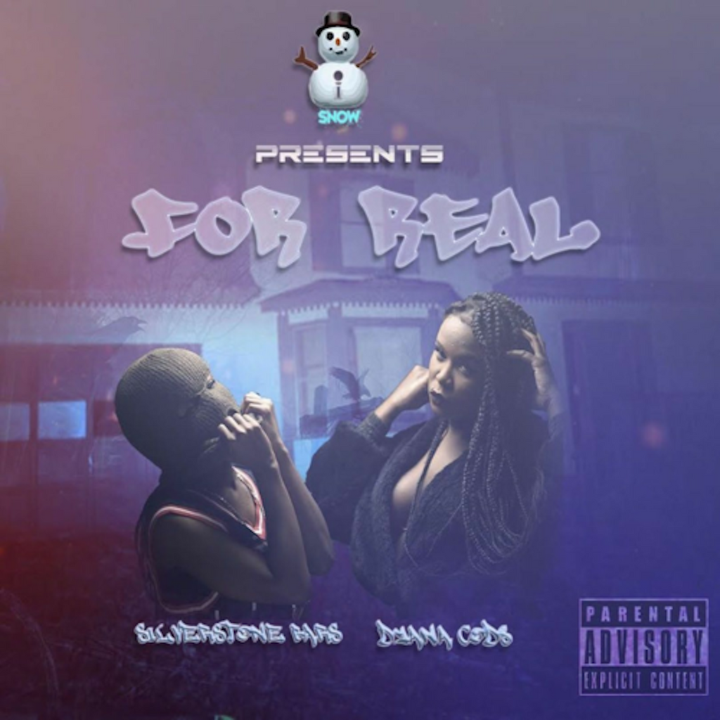 FOR REAL - SILVERSTONE BARZ (Ft. DYANA CODS)