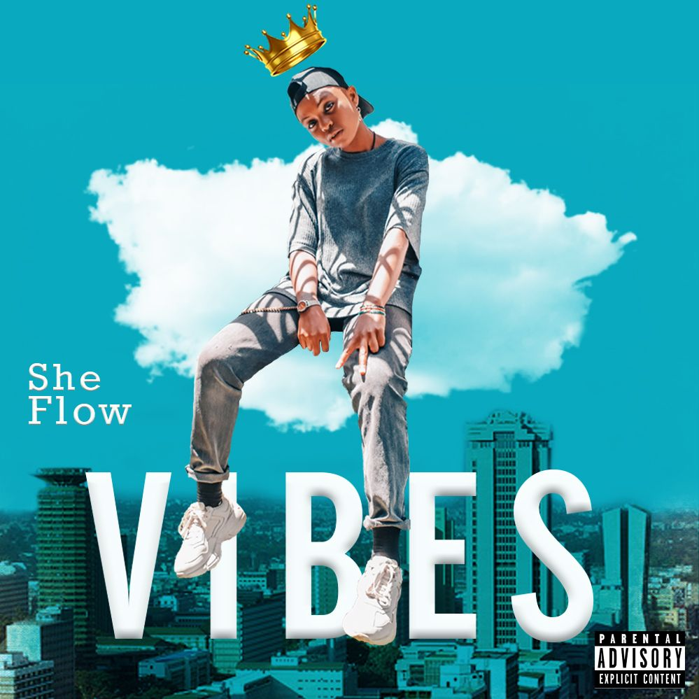 VIBES (EP) - SHE FLOW