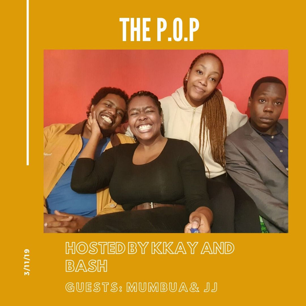 THE P.O.P (Episode 3) - COSY CONVOS