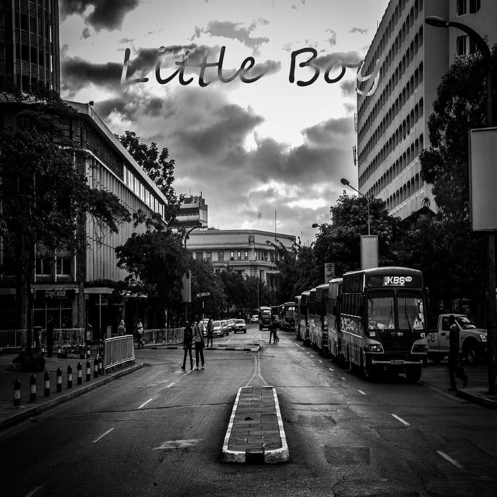 LITTLE BOY - M. RUMBI Ft. JAAZIYAH & ALEX O.