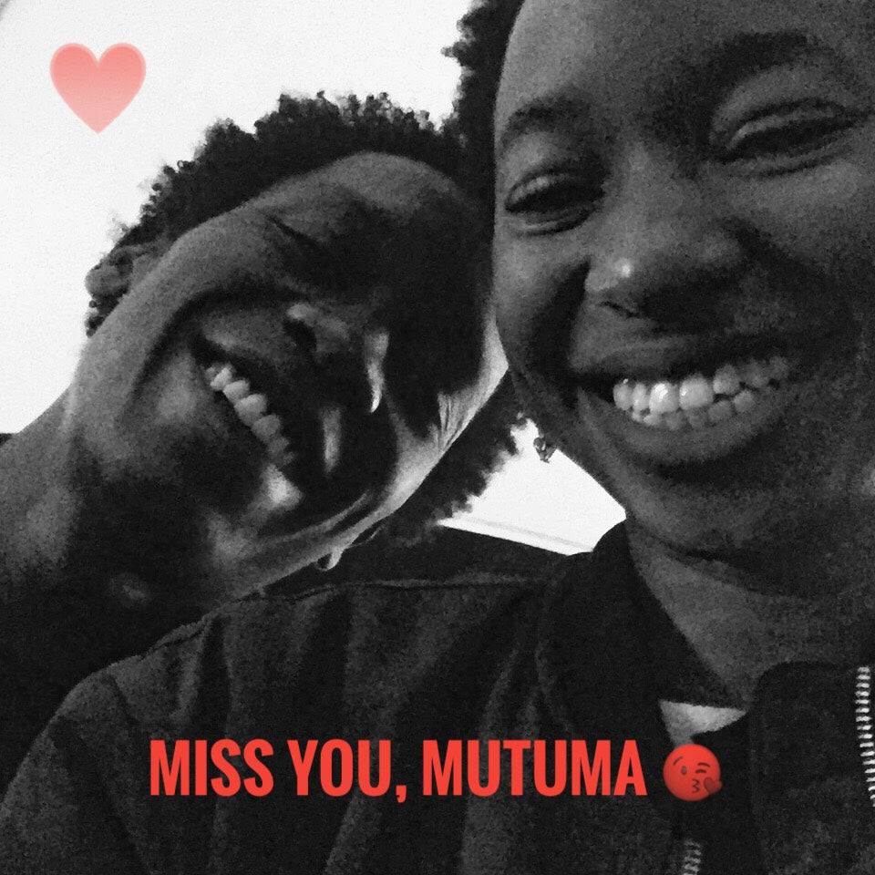 MISS YOU, MUTUMA -JANICE ICHE