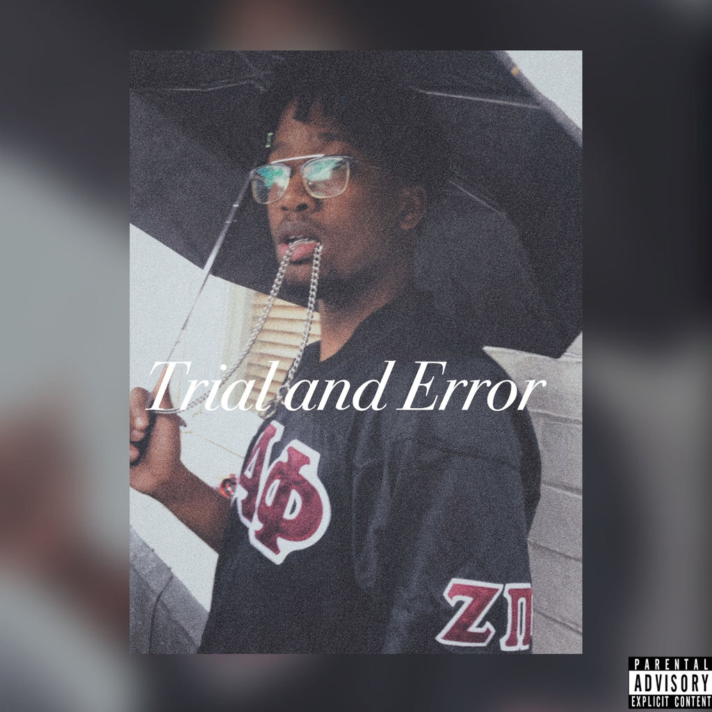 TRIAL AND ERROR (EP) - KAHUSH