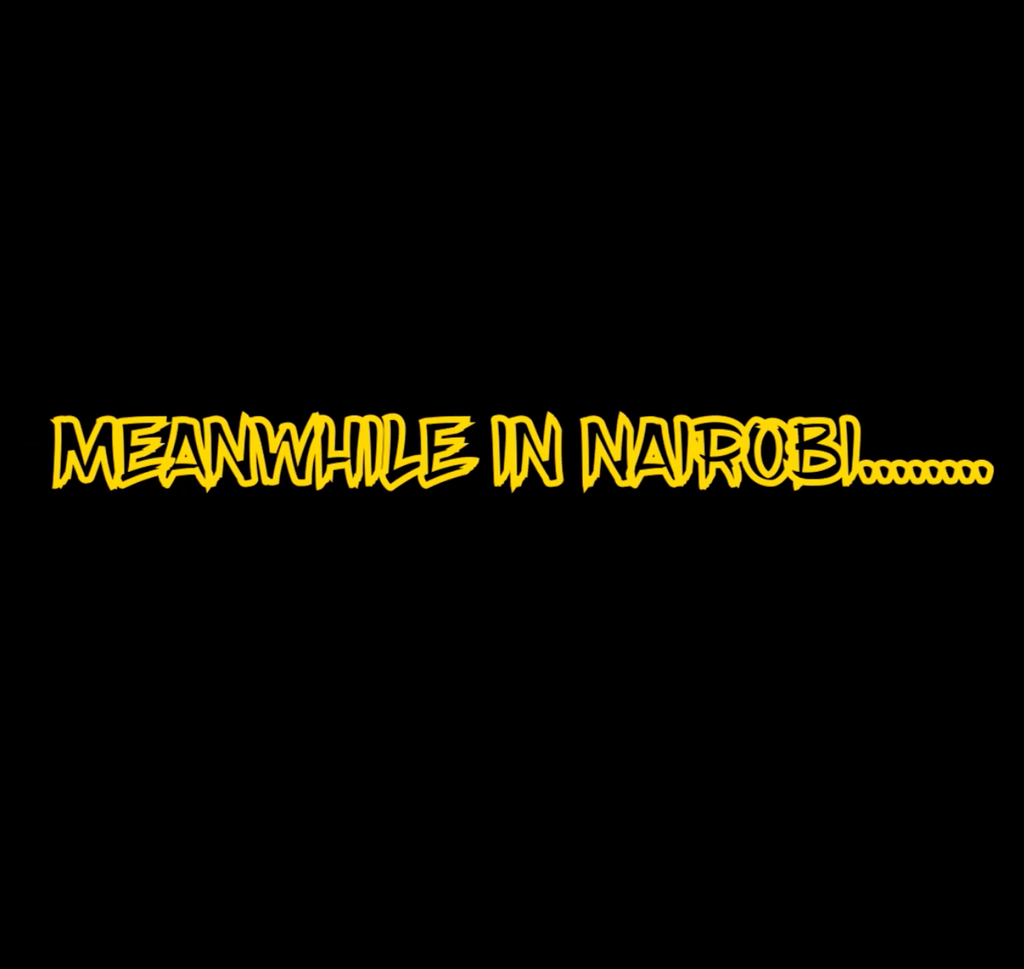 MEANWHILE IN NAIROBI (OFFICIAL LYRIC VIDEO) - CHEESY